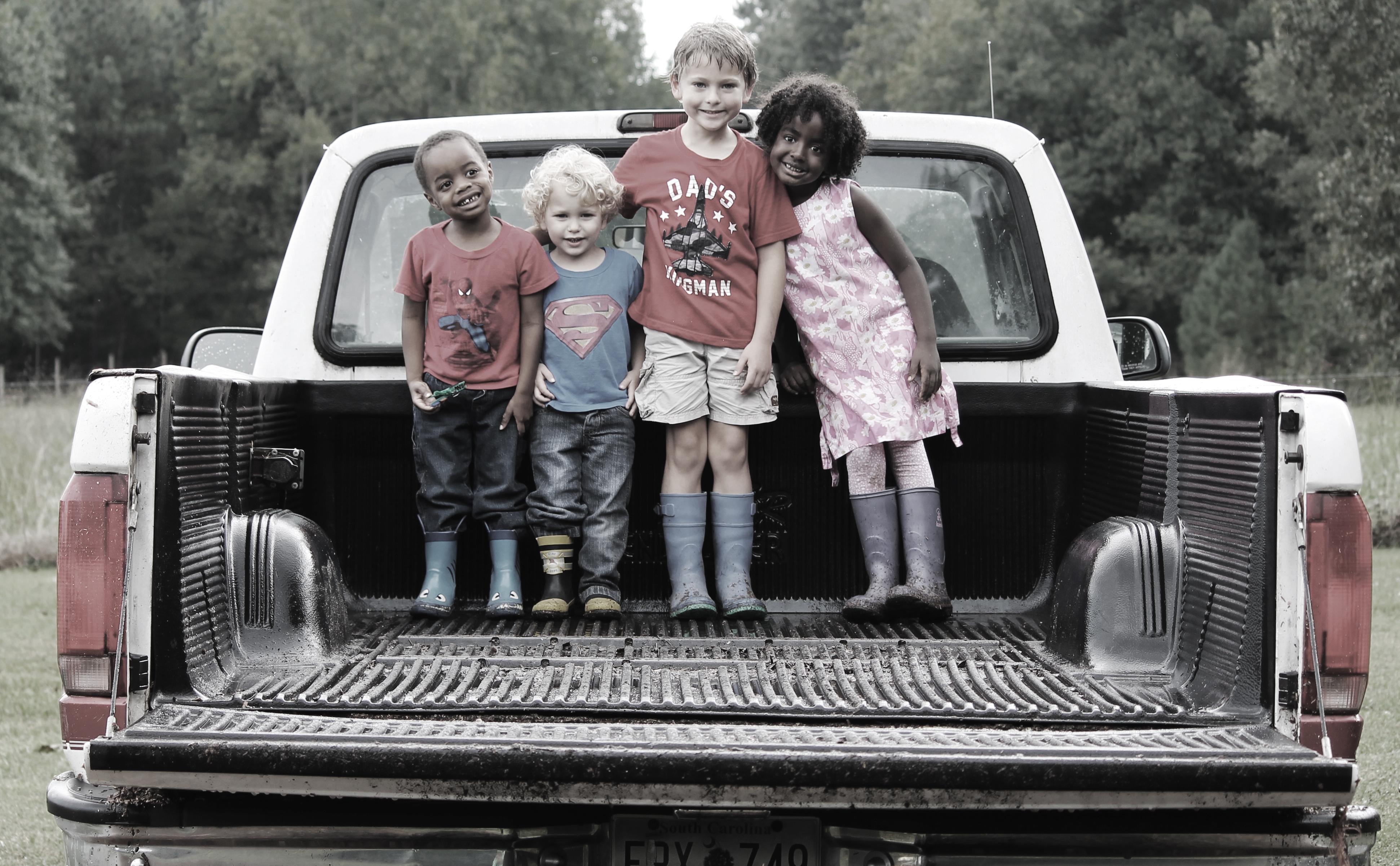 kids truck
